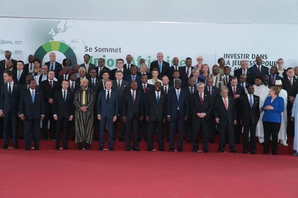 5e sommet UA-UE d'Abidjan: Jeunesse, immigration et  sécurité: il faut se parler Gbê!