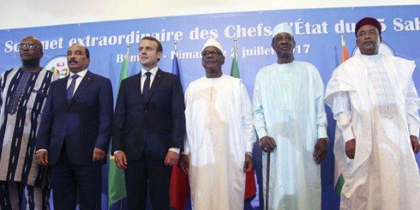 Opérationnalisation du G5-Sahel: Les chefs de la diplomatie burkinabè et français se concertent