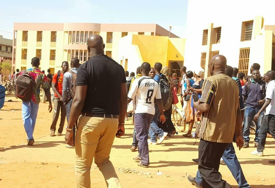 Université Ouaga I Pr Joseph Ki-Zerbo: Des affrontements entre étudiants font une dizaine de blessés