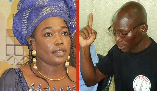 Affaire écoutes Nogo/Lopez: 200000 francs CFA d'amende pour Safiatou Lopez et Philippe Ouédraogo