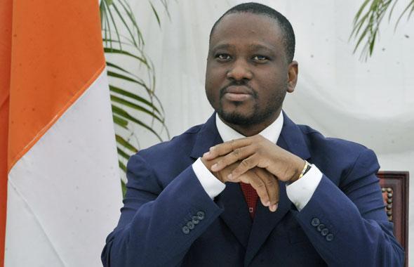 Parti unifié en Côte d'Ivoire: Guillaume Soro peu enthousiaste