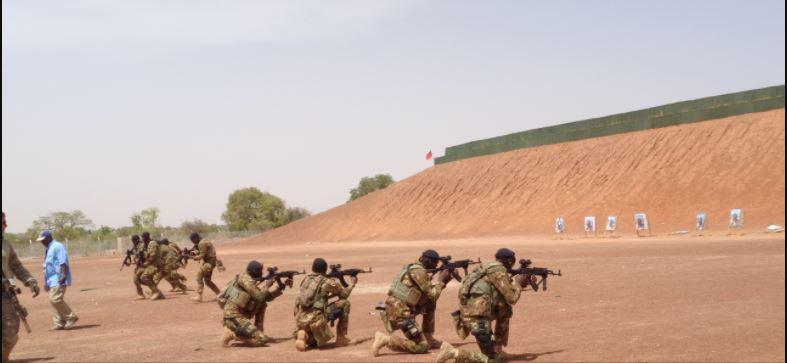Flintlock 2018 :  L'unité spéciale malienne face à la maîtrise des embuscades