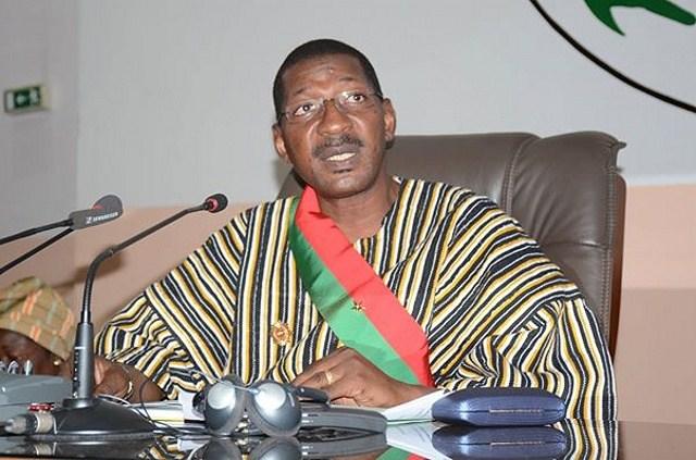 8e législature: Alassane Bala Sakandé conserve le Marteau de Thor