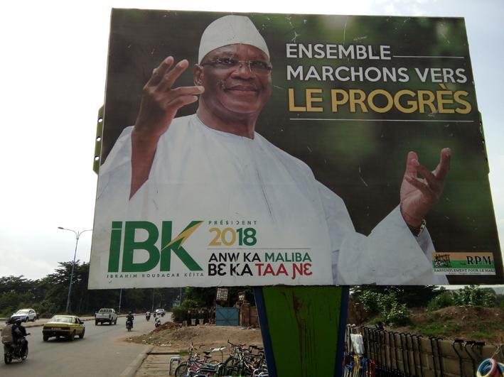 Présidentielle au Mali: Second bail pour IBK sur la colline du pouvoir