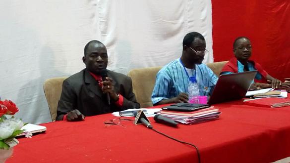 7e session ordinaire de la CGT-B: 30 ans sur la brèche syndicale