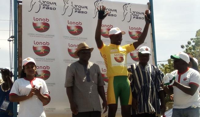 Tour du Faso 2018: Les Etalons reviennent au pays en jaune!