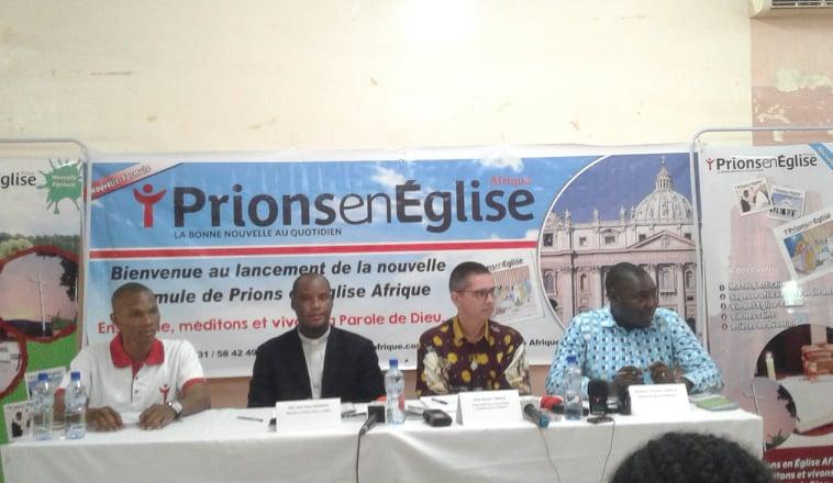 Parole de Dieu et culture africaine: «Prions en Eglise Afrique» comme trait d'union