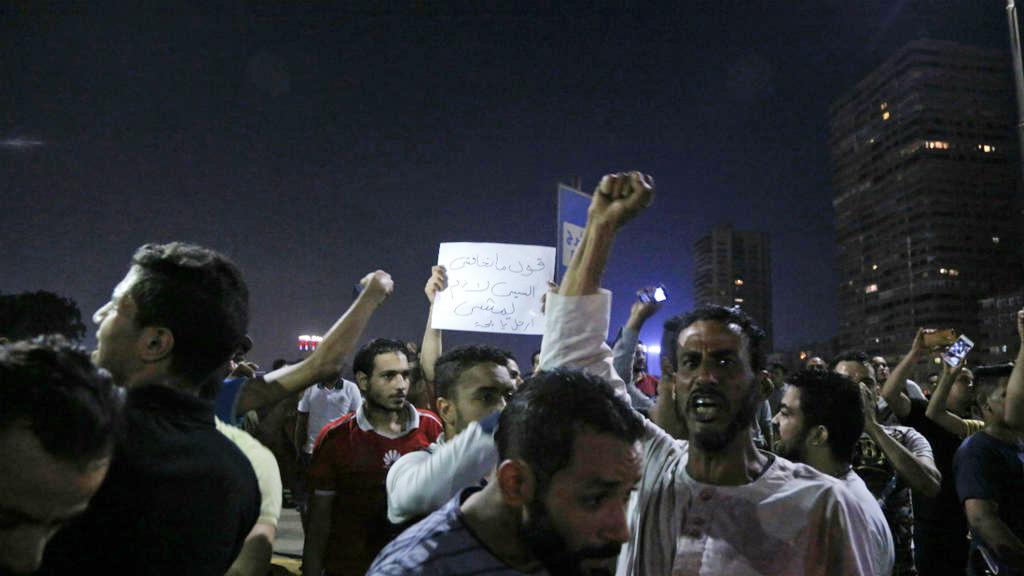 Manifestations contre le président Al-Sissi en Egypte: Effet domino algérien?