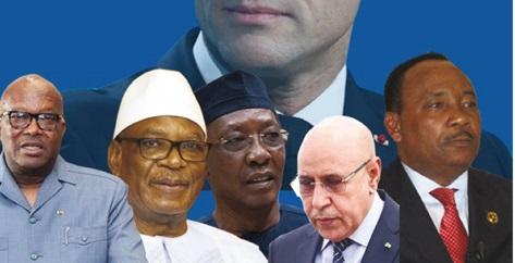 Convocation de Macron sur Barkhane: Les 5 chefs d'Etat du Sahel iront-ils à Canossa-Confesse?