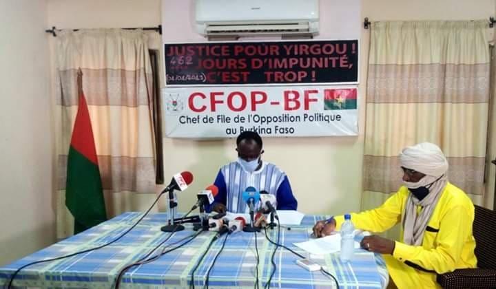 Mamadou Kabré sur le budget de riposte contre le Covid-19  :«C'est une caverne d'alibaba pour le régime du MPP»