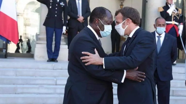 Déjeuner Macron-Ouattara: Feu orange clignotant rouge!