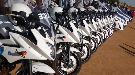Police et gendarmerie «Newlook»: Big Brother visible est là, Ouagalais n'ayez plus peur!