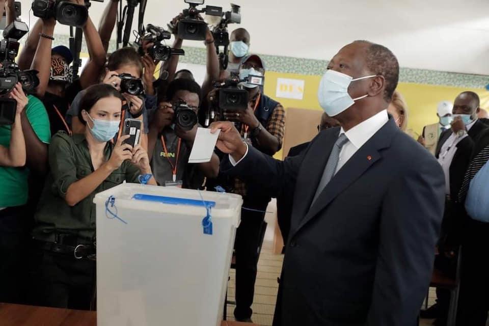 Présidentielle ivoirienne: Le regard contrasté des observateurs