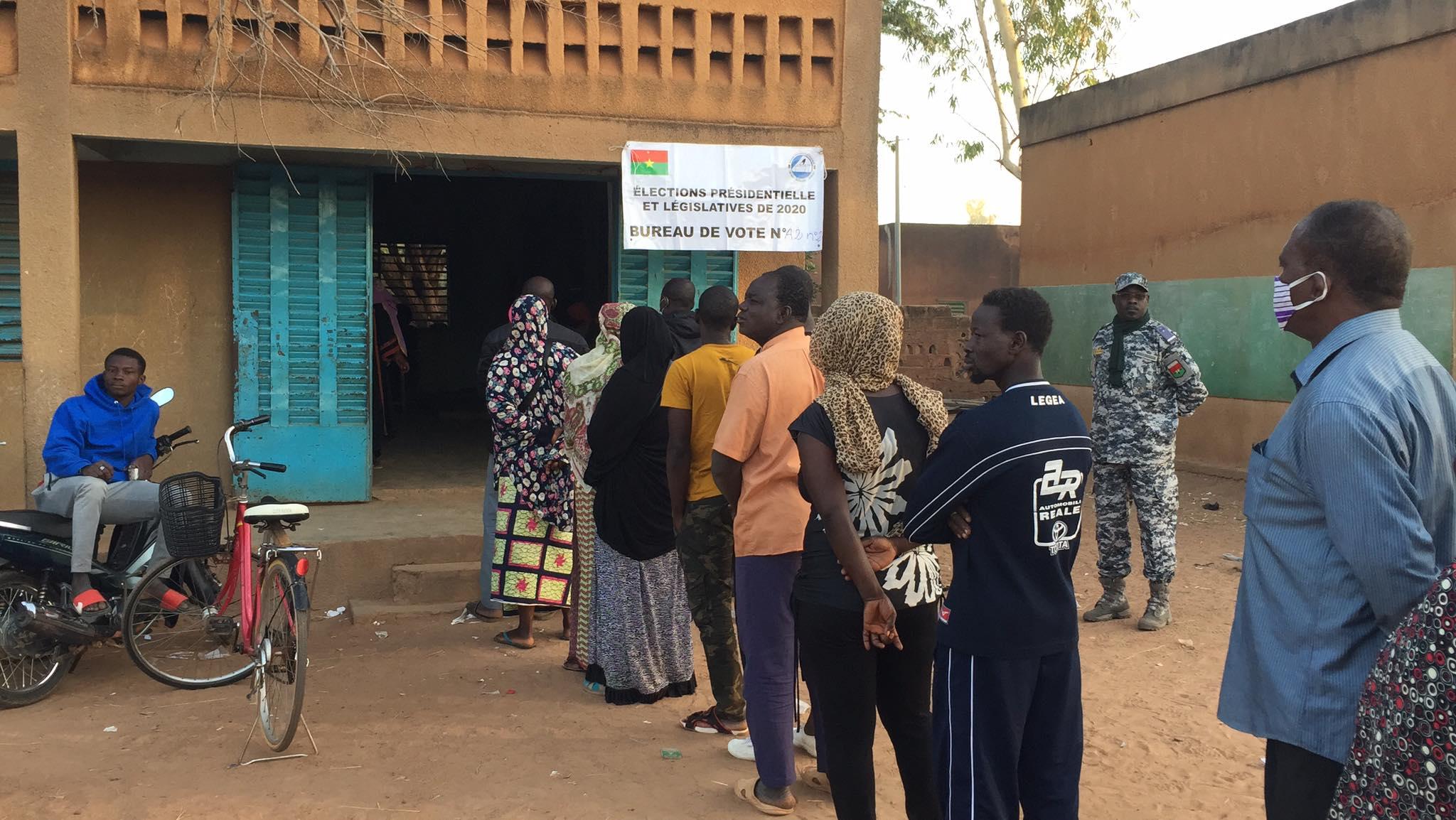 Burkina Faso: Double scrutin hier dans le calme