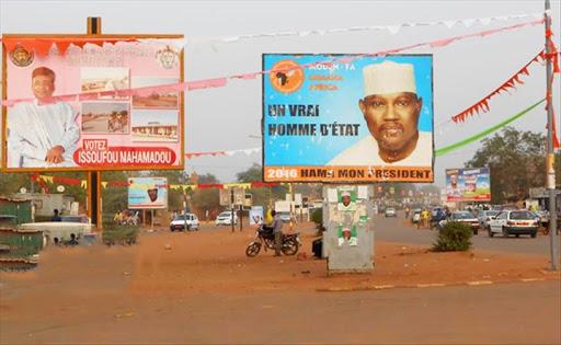 Début campagne électorale au Niger: 30 à l'assaut d'un fauteuil