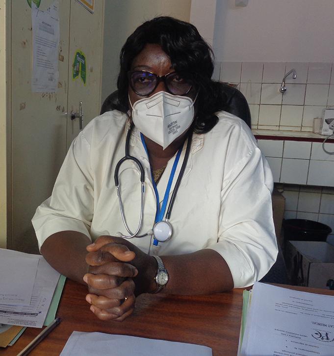 Dr Madeleine Rouamba: «Le diabète peut causer un dysfonctionnement érectile »