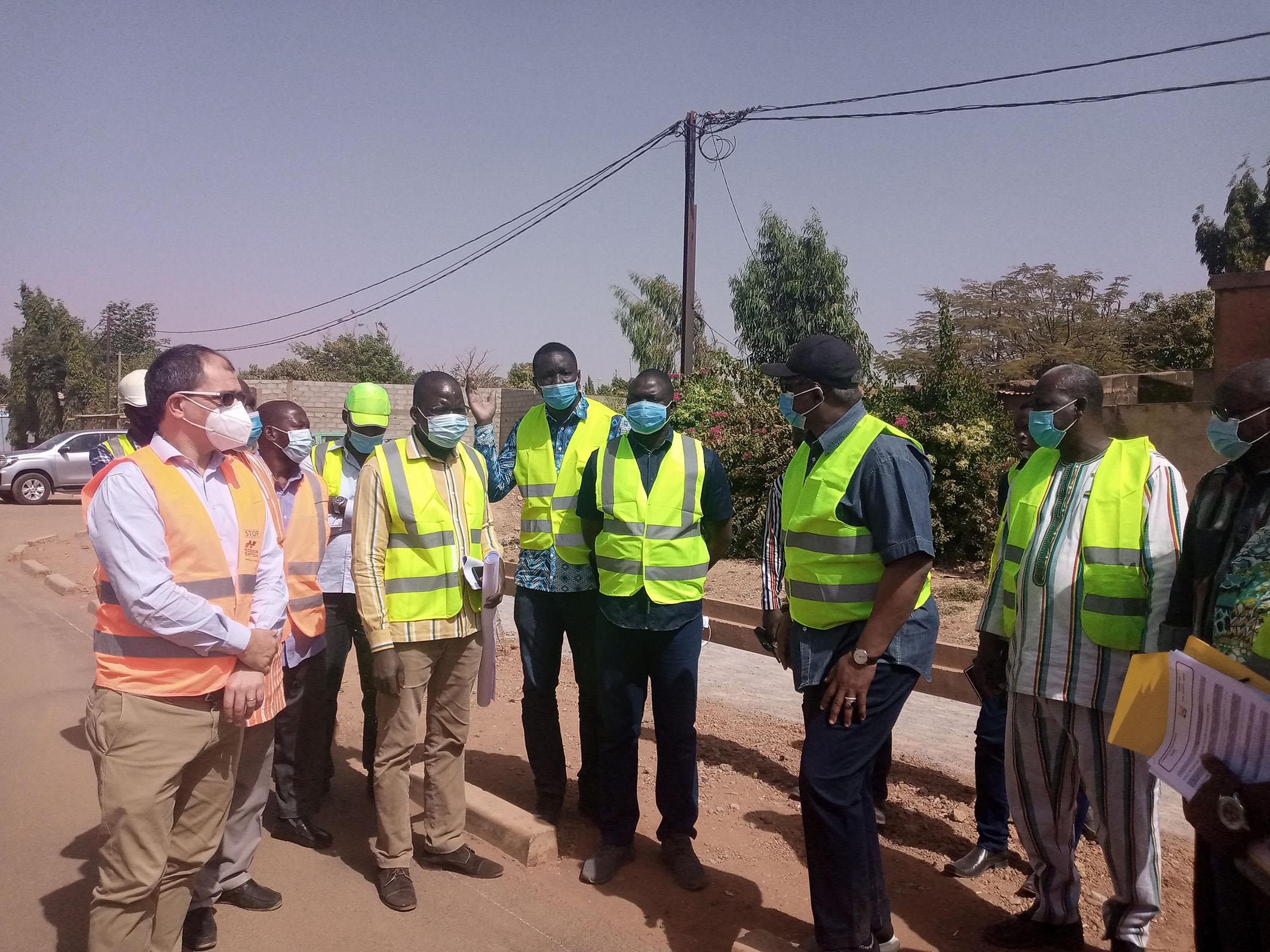 Commune de Ouagadougou: Béouindé sur les chantiers de la municipalité