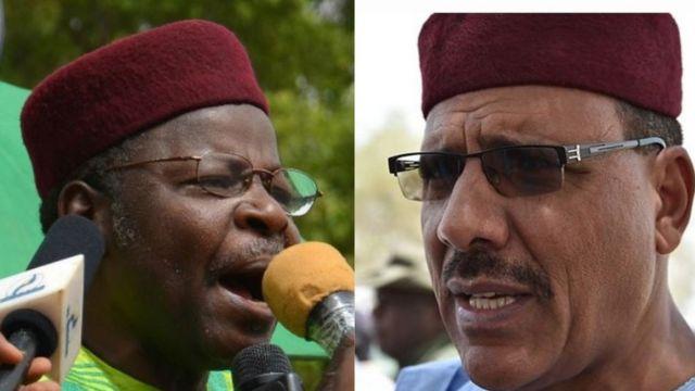 Second round présidentielle nigérienne du dimanche 21 février  Bazoum # Ousmane: le dernier tournant