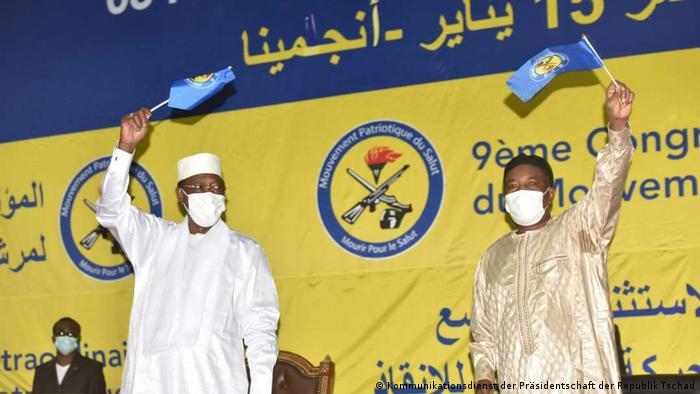 Présidentielle du 11 avril au Tchad: l'Opposition «PRETe» derrière Bongoro