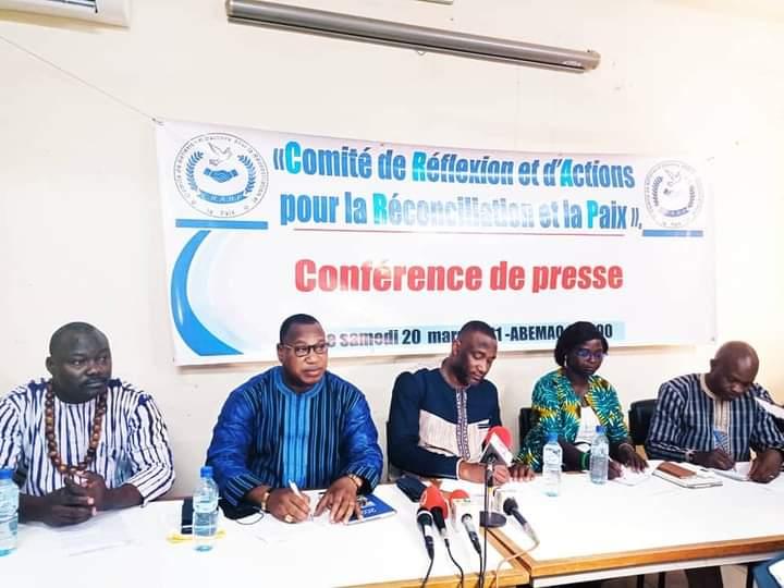 Réconciliation nationale: Alpha Yago, Moussa Zerbo, Hervé Ouattara, Lota …donnent l'exemple