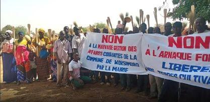 Burkina: Les histoires de parcelles se poursuivent à Korsimoro