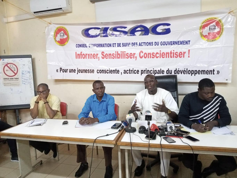 Politique: Le CISAG favorable à une relecture de la loi sur le statut du CFOP