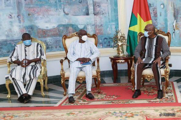 Sujets d'intérêt national: Le Conseil national des OSC échange avec le chef de l'Etat