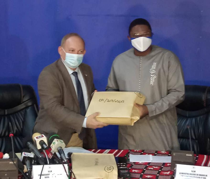 Affaire Thomas Sankara: Remise du 3e lot de documents couverts par le secret national français