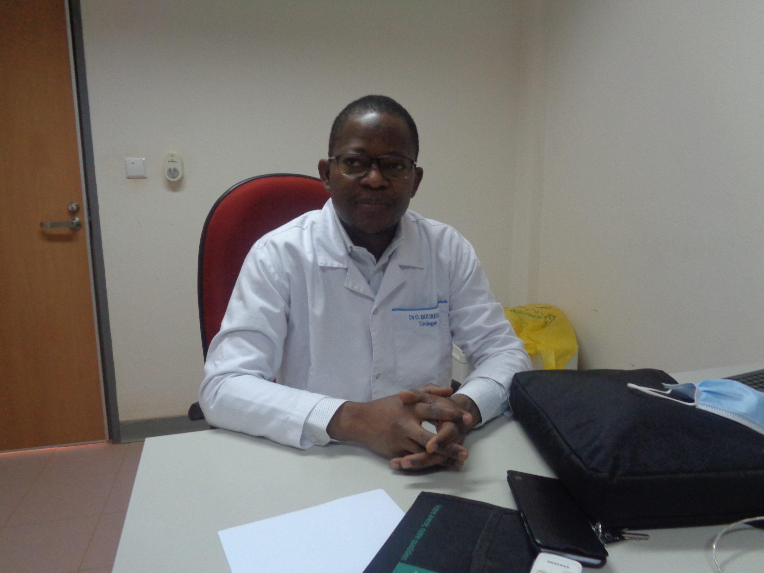 Dr Boureima Ouédraogo, urologue: «La fréquence des éjaculations diminue le risque du cancer de la prostate»