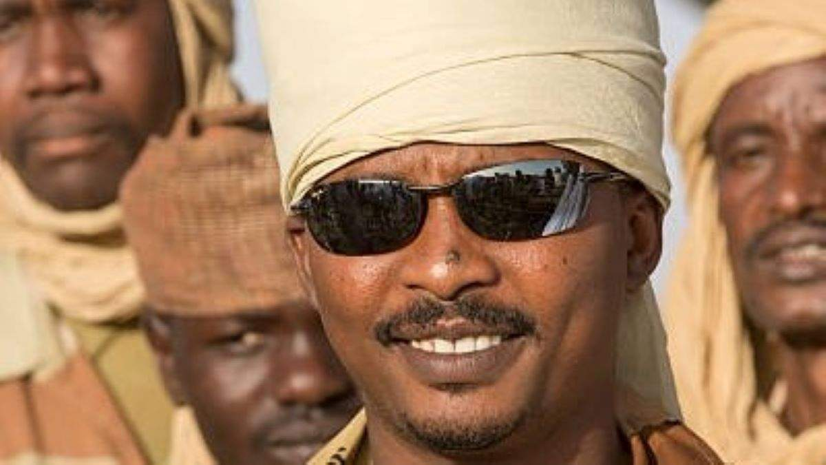 Tchad: Gl Taher Erda Tairo, patron de la garde présidentielle: Kaka muscle son pouvoir