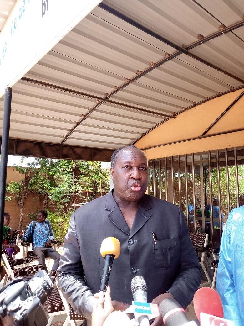 Zéphirin Diabré à l'opposition: «Un pays ne peut pas avoir le loisir de s'asseoir tous les cinq ans, pour se réconcilier…»