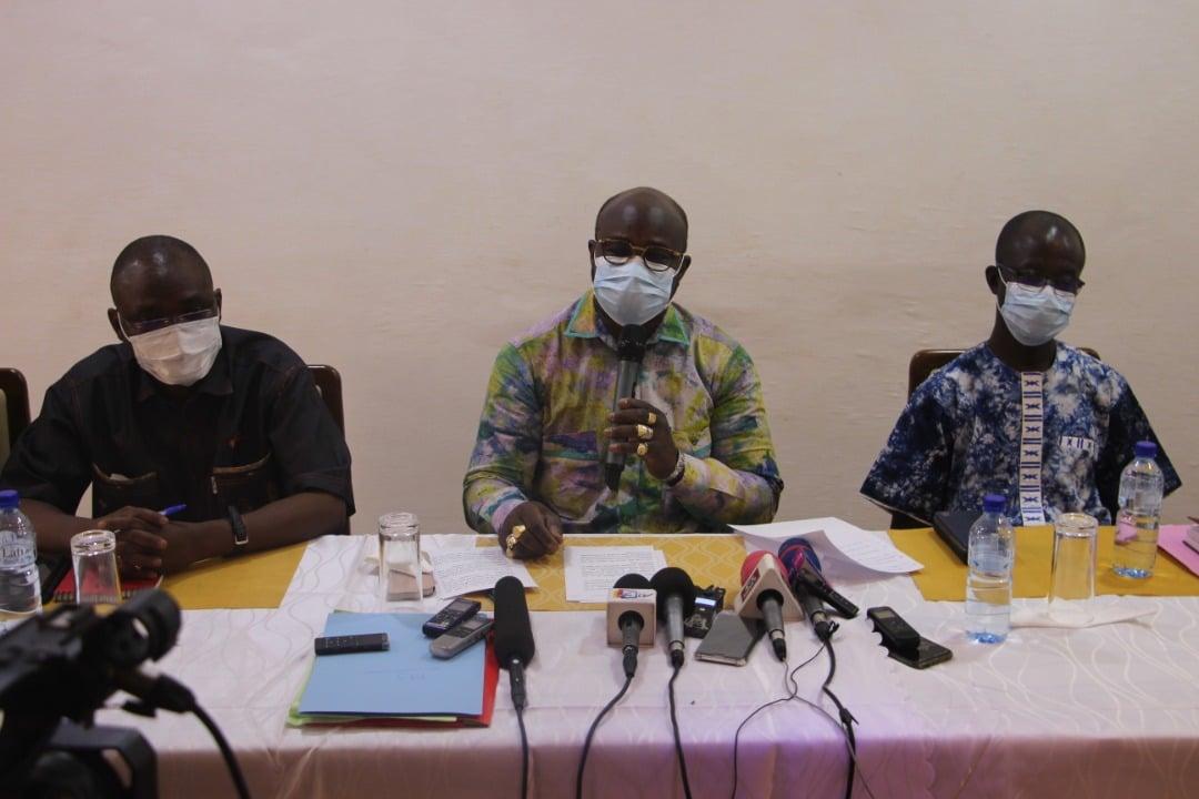 Plan d'urgence pour les hôpitaux: Le Pr Charlemagne Ouédraogo éclaire les journalistes