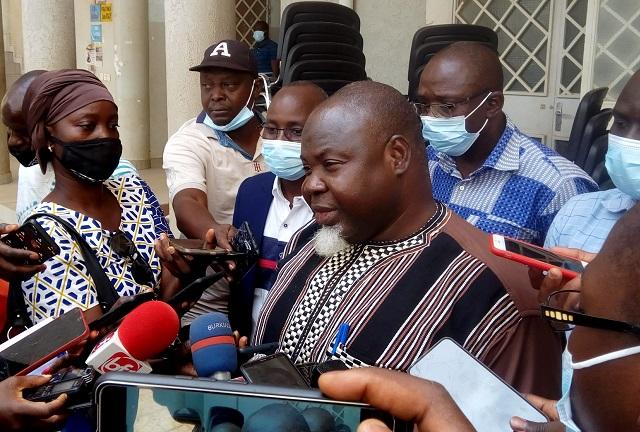 Télécommunications: Soulémane So,  reconduit à la tête du SYNATEL