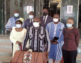 Acquisition du vaccin contre la Covid-19: Le Burkina Faso a entamé la démarche