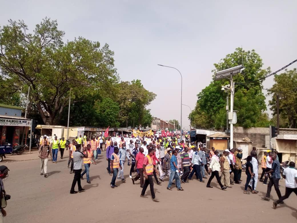 Dégradation des conditions des travailleurs: l'UAS tient pour responsable le gouvernement