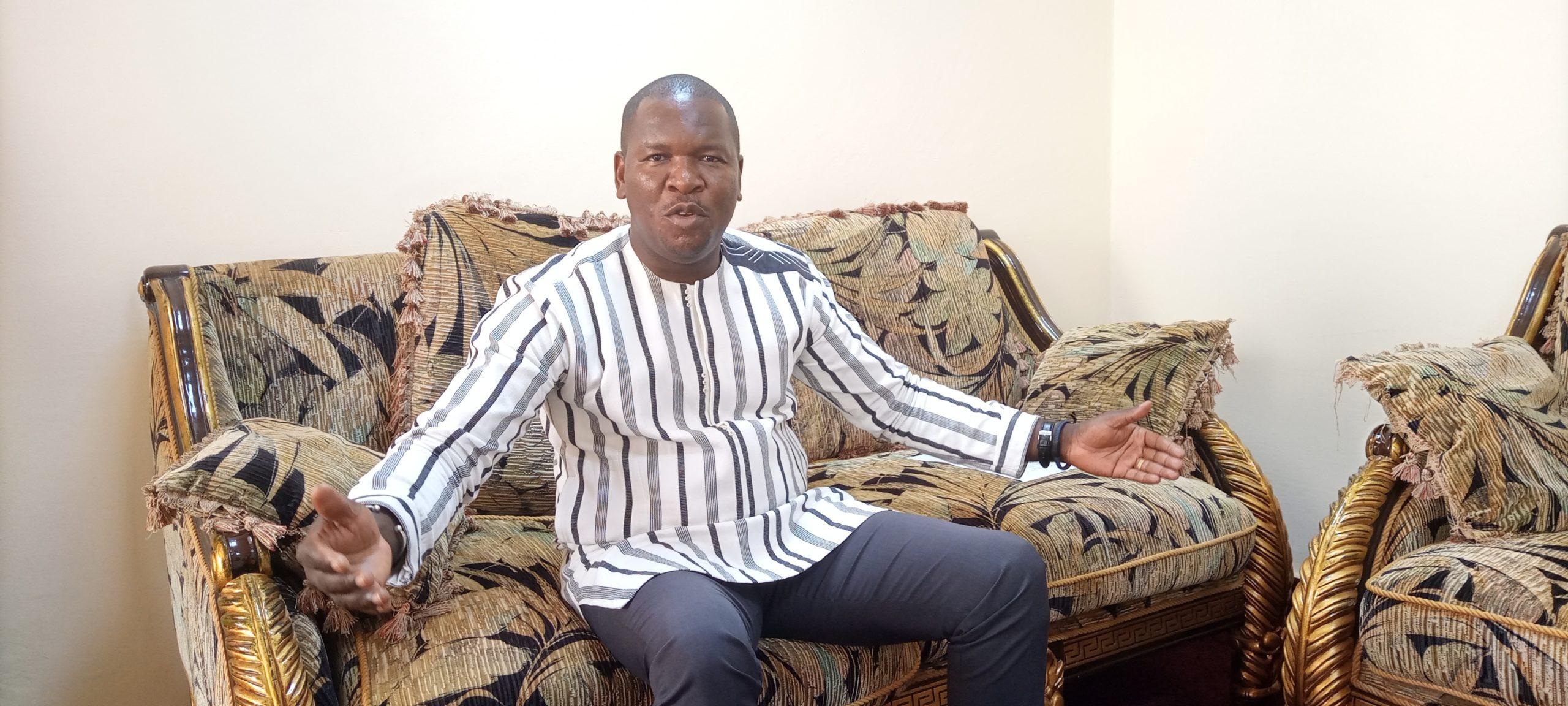 Kalifa Yemboado Rodrigue Namoano, président de la CNDH: «La situation des droits humains au Burkina est très préoccupante»