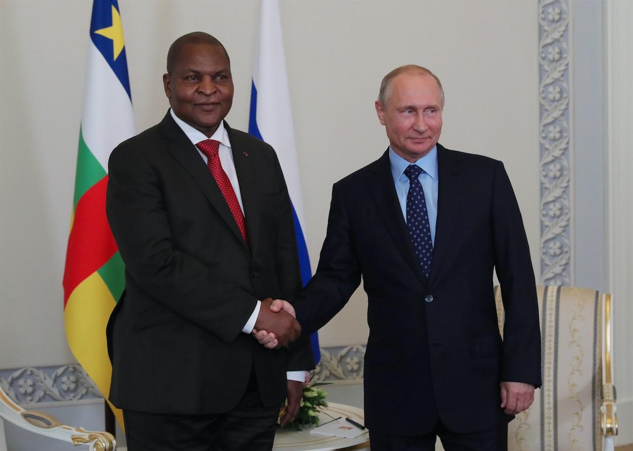 Accusations d'exactions des Russes en Centrafrique: Bangui entre le marteau et l'enclume