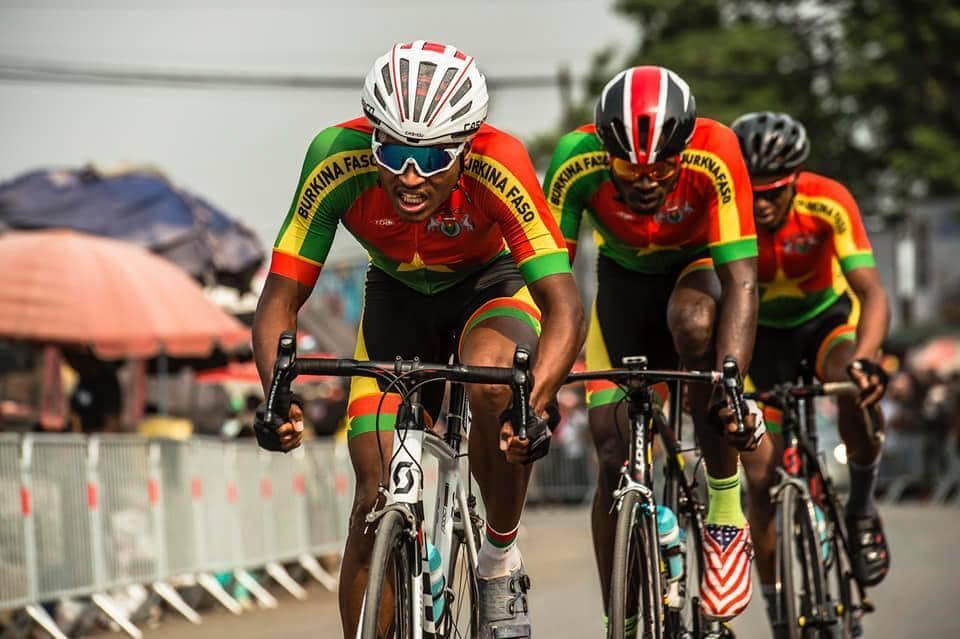 Sport : 3e Grand Prix cycliste du journal Aujourd'hui au Faso