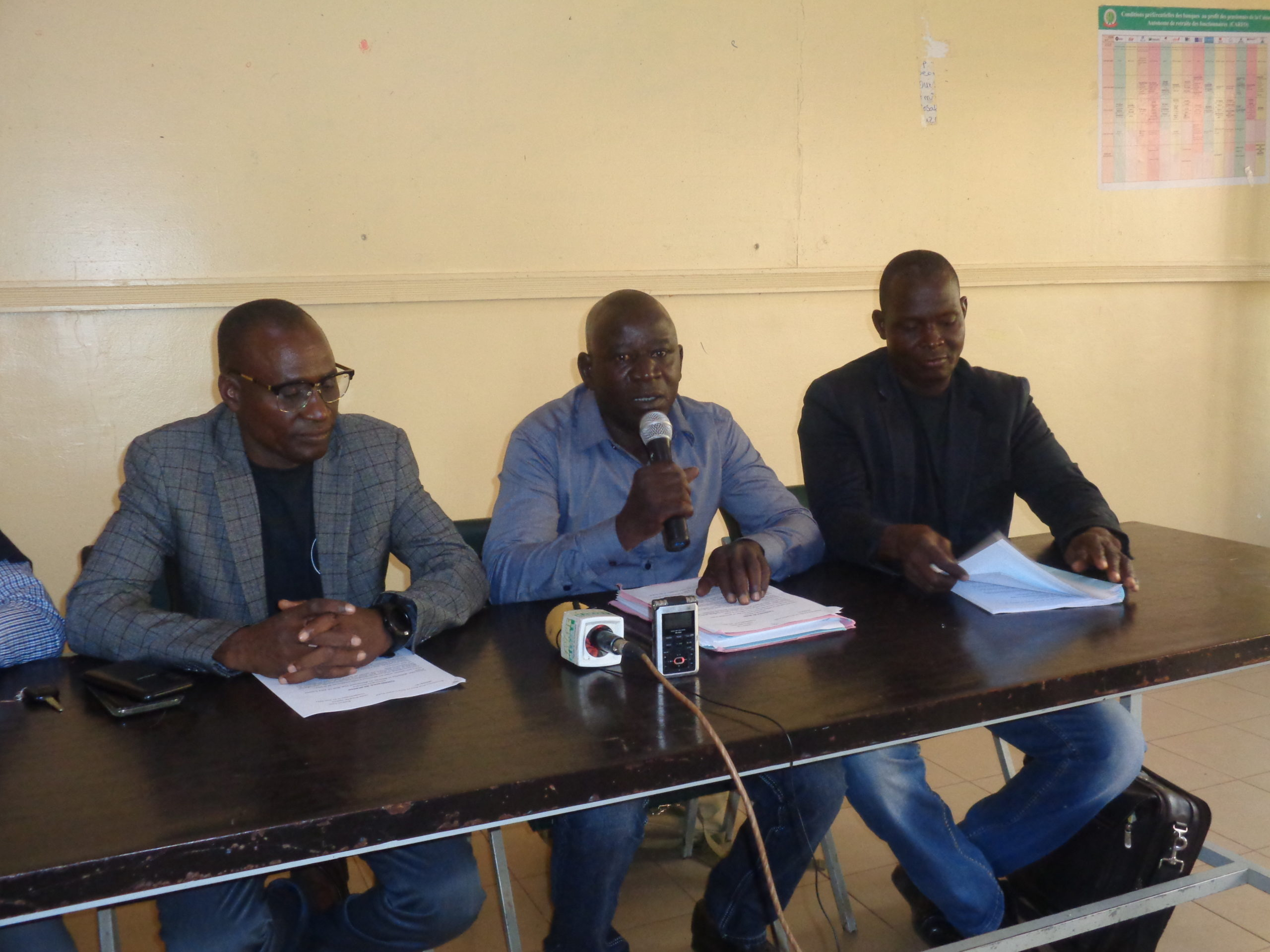Foncier au Burkina: Le M/PRSCA pour une réforme de la RAF