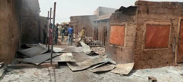 Massacre de Solhan: le GSIM condamne et s'en démarque