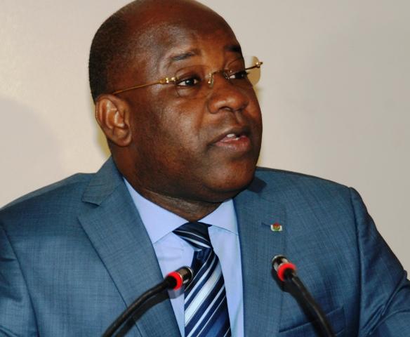 MPP-Manga: l'ancien ministre Jérôme Bougouma et sa «troupe» accueillis par Simon Compaoré