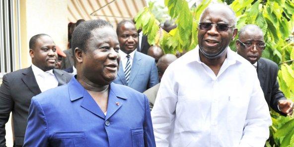 Gbagbo chez Bedié à Daoukro: De nouvelles épousailles entre la carpe et la tortue