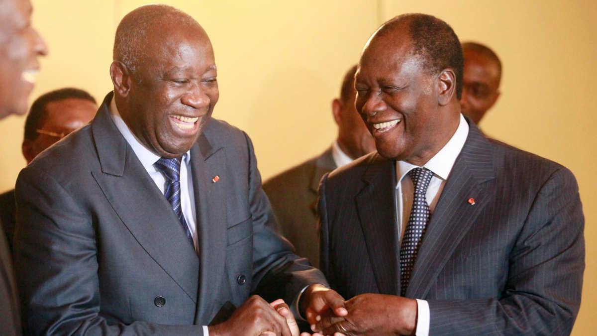 Rencontre Ouattara-Gbagbo ce 27 juillet en Côte d'Ivoire: Que jaillira du contact visuel après le contact téléphonique?